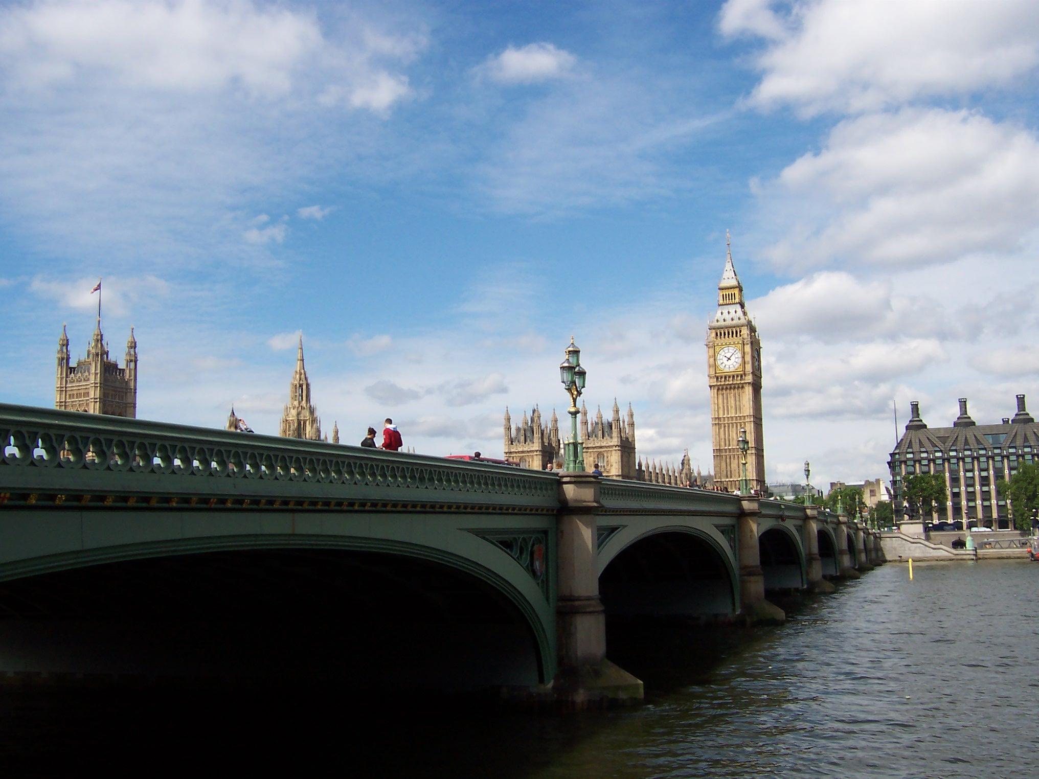 Waterloo Bridge (foto: Anda Docea)